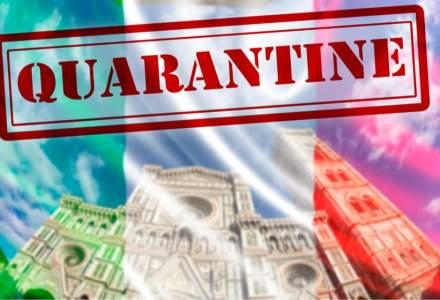 Proteste violente în Italia din cauza restricțiilor impuse în vreme de pandemie