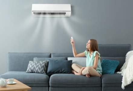 Românii vor mai mult confort în casele lor. Munca de acasă a impulsionat cererea pentru aparate de aer condiționat