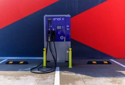 Enel X România va instala 25 de stații de reîncărcare pentru automobilele electrice