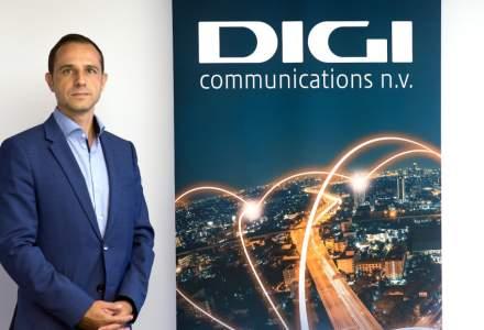 """(P) Valentin Popoviciu, vicepreședintele CA al grupului Digi   RCS & RDS: """"Investițiile de anul trecut ne-au permis să extindem într-un ritm alert reţeaua fixă"""""""