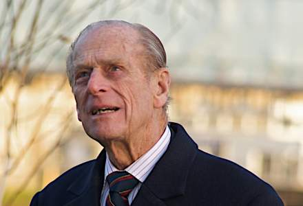 Prințul Philip, soțul reginei Marii Britanii, a murit