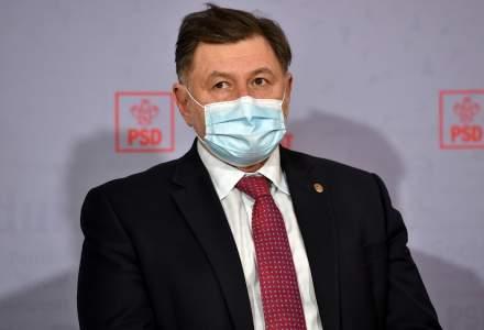 Alexandru Rafila, despre Vlad Voiculescu: A pierdul controlul pandemiei