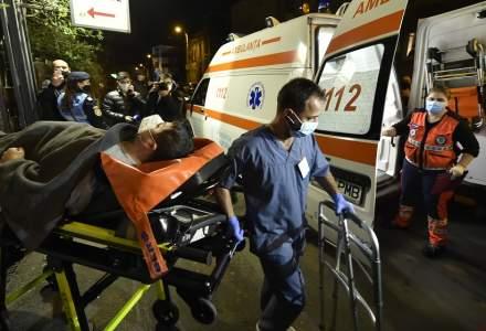 Colegiul Medicilor București, despre evacuarea pacienților de la Spitalul Foișor: Este o pată pe sistemul de sănătate