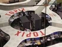 Bursa de la Tokyo inchide la...
