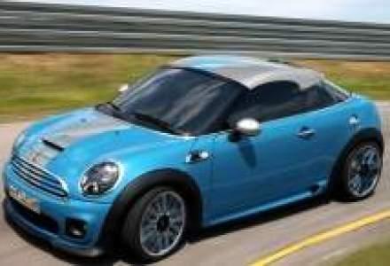 Mini prezinta un Coupe Concept la Frankfurt