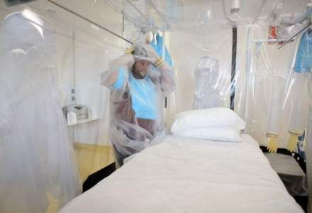 Virusul Ebola a facut peste 1.000 de victime in Africa de Vest