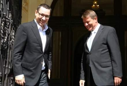 Antena 3 sustine ca Iohannis s-a intalnit cu Basescu la vila de la Cotroceni; candidatul ACL spune ca ultima intalnire a fost in 2008
