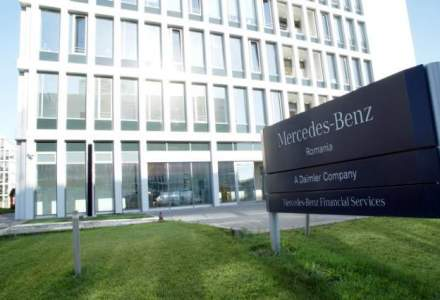 Plimbare prin lumea Mercedes-Benz: cum arata biroul companiei din Pipera