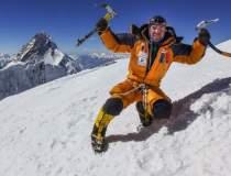 Alpinistul Alex Gavan a atins...