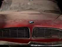 BMW restaureaza o masina care...