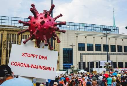 Europa pe străzi. În Germania, Finlanda, Danemarca şi Norvegia oamenii protestează împotriva restricțiilor
