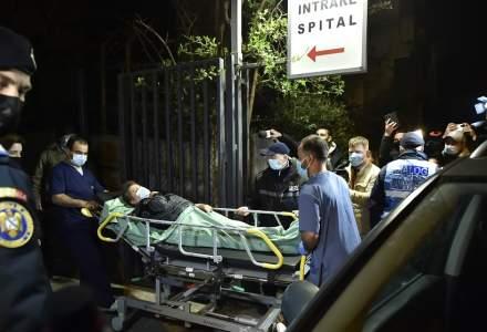 AUR cere comisie de anchetă parlamentară în cazul evacării pacienților de la Spitalul Foișor