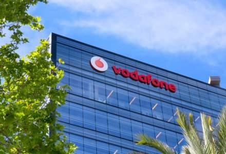 Vodafone a trecut la 100% energie verde
