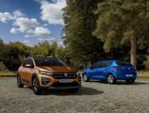 Dacia Logan și Sandero...
