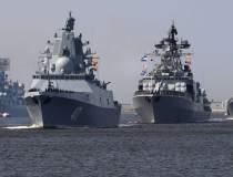 Rusia a transferat 15 nave în...