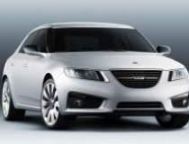Noul Saab 9-5 Sedan apare in...