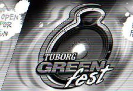 URBB investeste 700.000 euro pentru organizarea si promovarea Tuborg Green Fest