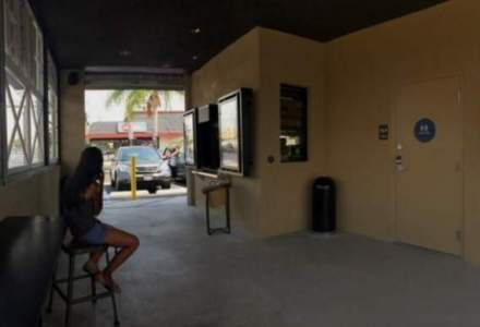 Cea mai deprimanta cafenea Starbucks: arata ca o inchisoare