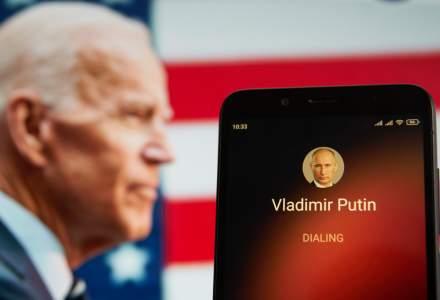 """Joe Biden i-a propus lui Putin să se întâlnească ca să """"clădească o relație stabilă"""""""
