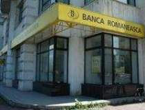 Banca Romaneasca finanteaza...