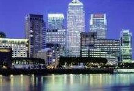 Un consortiu injecteaza 900 mil. euro pentru a salva noul cartier de afaceri al Londrei