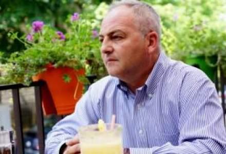 La pranz cu Felix Patrascanu, FAN Courier: Cele mai multe firme sunt doborate din interior. Foarte greu te face sa dispari concurenta