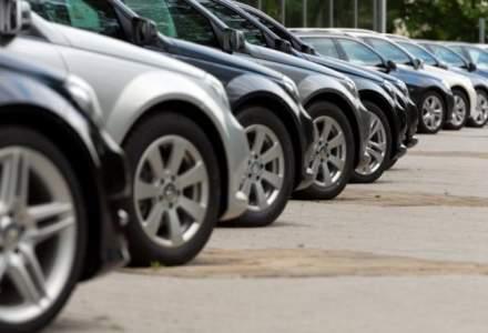 Piața auto din România a scăzut cu peste 25% în primele trei luni
