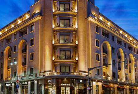 Cum s-a transformat Athénée Palace, unul dintre cele mai vechi și mai cunoscute hoteluri din București