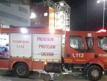 Incendiu la Spitalul Județean...