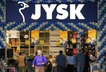 Danezii de la JYSK deschid al 16-lea magazin din Romania in centrul comercial Shopping City Sibiu