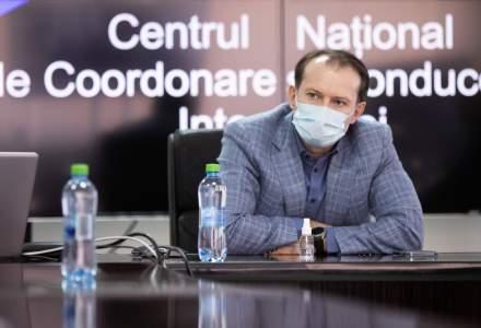 Florin Cîțu, la finalul ședinței de Coaliție: Toate partidele și-au pus opțiunile pe masă, discutăm în continuare