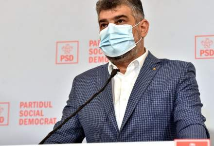 Ciolacu: PSD va depune cu certitudine o moțiune de cenzură în această sesiune parlamentară