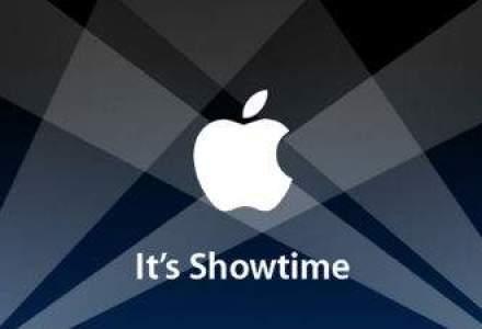 Actiunile Apple au atins un nivel istoric, sustinute de asteptarile pentru noile modele iPhone