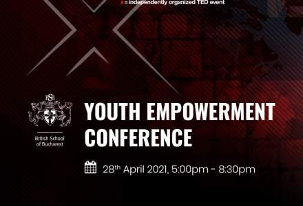 (P) British School of Bucharest găzduiește prima ediție TEDx Youth@BSB, un eveniment organizat și susținut în totalitate de studenți
