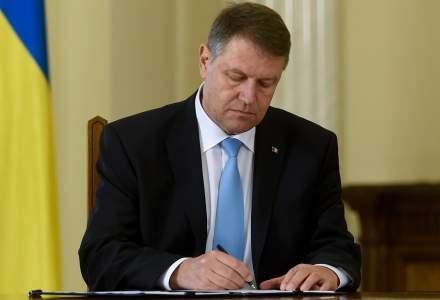 Klaus Iohannis a semnat decretul de numire în funcție pentru Ioana Mihăilă