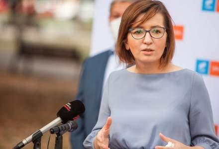 Ioana Mihăilă: Vrem un OUG care să faciliteze vaccinarea la medicul de familie