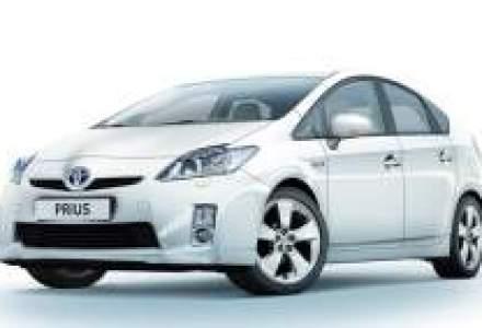 Noua Toyota Prius hibrid este disponibila in Romania