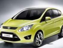 Noul Ford C-Max va fi...