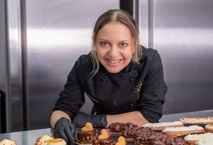 Povestea tinerei care a devenit antreprenoare din dorința de a mânca un tort cu ciocolată