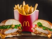 McDonald's oferă meniuri din...