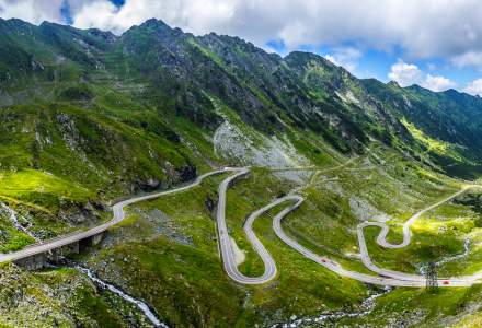 Transfăgărașanul, în topul celor mai spectaculoase drumuri