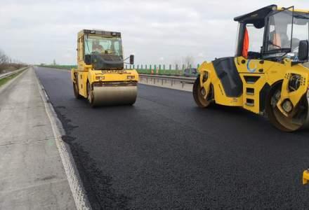 Fără restricții de circulație pe autostrada A2 de Paște. Cătălin Drulă a anunțat finalizarea lucrărilor