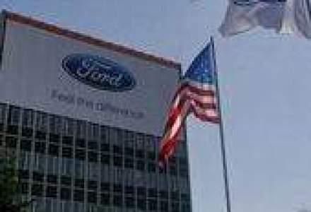 Ford incepe astazi productia la Craiova
