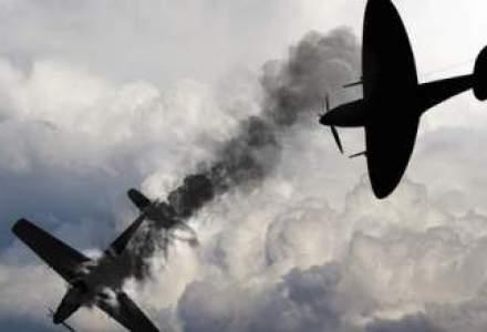 Un barbat a murit si altul a fost ranit, dupa ce un avion ultrausor s-a prabusit in Maramures