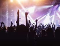 Concert cu 50.000 de oameni...