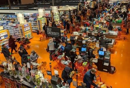 Retailul alimentar din România poate depăși 140 miliarde lei în 2021