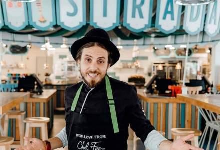 Chef Foa își deschide primul restaurant din Timișoara