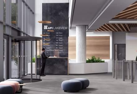 AFI va renova clădirea de birouri AFI Lakeview