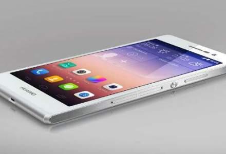 Review Huawei Ascend P7 - pentru cei care iubesc selfie-urile