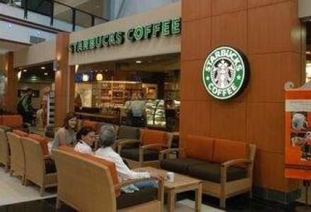 Starbucks deschide joi prima cafenea din Constanta, in Maritimo Shopping Center